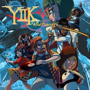 Cover YIIK: A Postmodern RPG