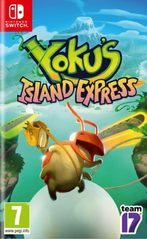 Cover Yoku's Island Express (Nintendo Switch)