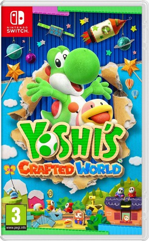 Cover Yoshi's Crafted World (Nintendo Switch)