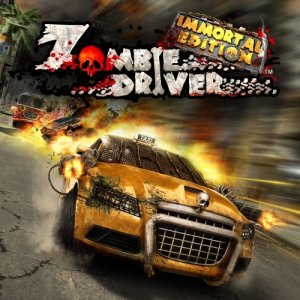 Cover Zombie Driver: Immortal Edition