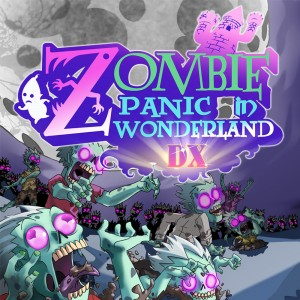 Cover Zombie Panic in Wonderland DX