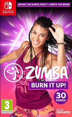 Cover Zumba Burn it Up!