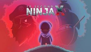 Cover 10 Second Ninja X