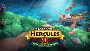 Cover 12 Labours of Hercules VII: Fleecing the Fleece