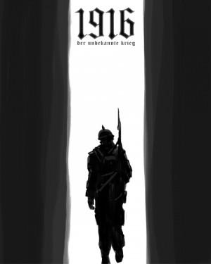 Cover 1916 - Der Unbekannte Krieg
