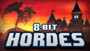 Cover 8-Bit Hordes (PC)