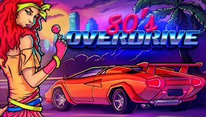 Cover 80's OVERDRIVE (PC)