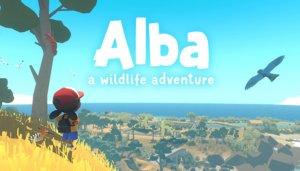 Cover Alba: a Wildlife Adventure