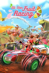 Cover All-Star Fruit Racing (PC)