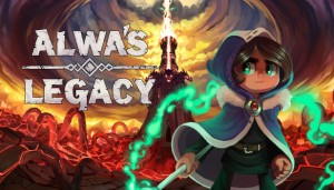 Cover Alwa's Legacy (PC)