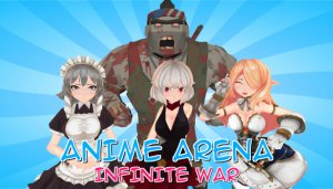 Cover Anime Arena: Infinite War