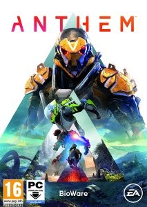 Cover Anthem (PC)