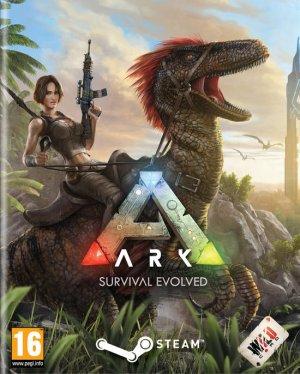 Cover ARK: Survival Evolved
