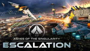 Cover Ashes of the Singularity: Escalation