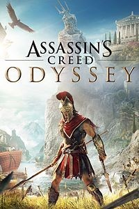 Cover Assassin's Creed Odyssey