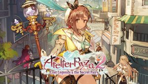 Cover Atelier Ryza 2: Lost Legends & the Secret Fairy