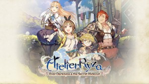 Cover Atelier Ryza: Ever Darkness & the Secret Hideout (PC)