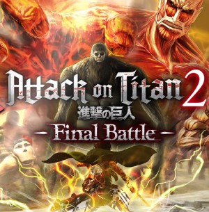 Cover Attack on Titan 2: Final Battle (PC)