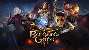 Cover Baldur's Gate 3