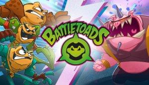 Cover Battletoads (PC)
