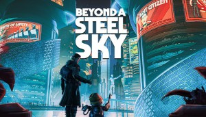 Cover Beyond A Steel Sky