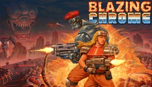 Cover Blazing Chrome (PC)