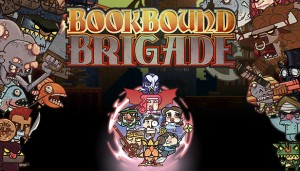 Cover Bookbound Brigade (PC)