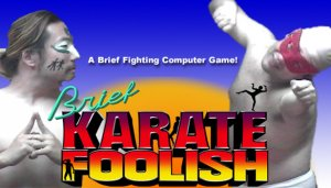 Cover Brief Karate Foolish