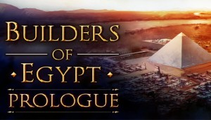 Cover Builders of Egypt: Prologue