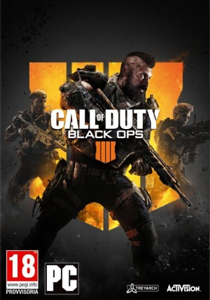 Cover Call of Duty: Black Ops 4