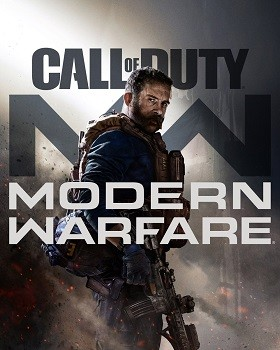 Cover Call of Duty: Modern Warfare