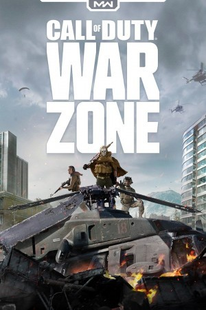 Cover Call of Duty: Warzone