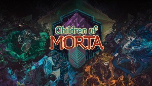 Cover Children of Morta