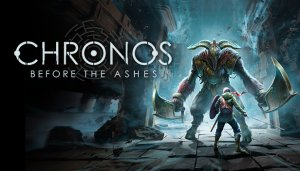 Cover Chronos: Before the Ashes
