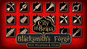 Cover City of Brass