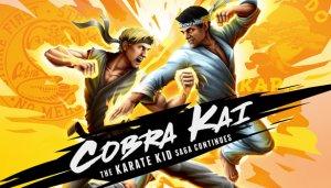 Cover Cobra Kai: The Karate Kid Saga Continues (PC)