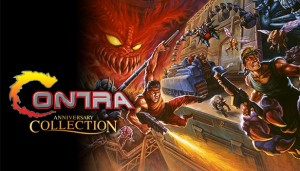 Cover Contra Anniversary Collection