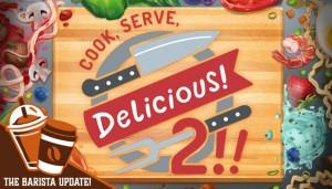 Cover Cook, Serve, Delicious! 2!!