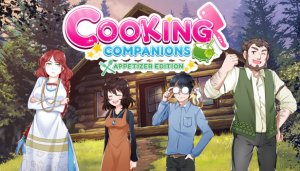 Cover Cooking Companions: Appetizer Edition