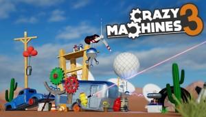 Cover Crazy Machines 3