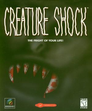 Cover Creature Shock