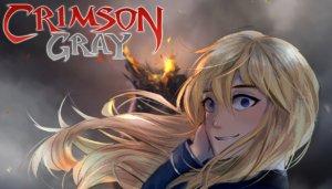 Cover Crimson Gray