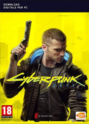 Cover Cyberpunk 2077 (PC)