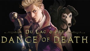 Cover Dance of Death: Du Lac & Fey
