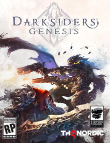 Cover Darksiders Genesis (PC)