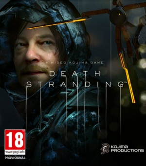 Cover Death Stranding
