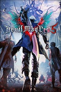 Cover Devil May Cry 5 (PC)