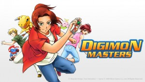 Cover Digimon Masters Online