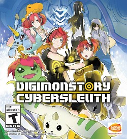 Cover Digimon Story Cyber Sleuth: Complete Edition