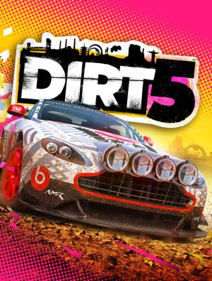 Cover DIRT 5 (PC)